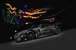 BMW M6 GT3 Cao Fei Art Car