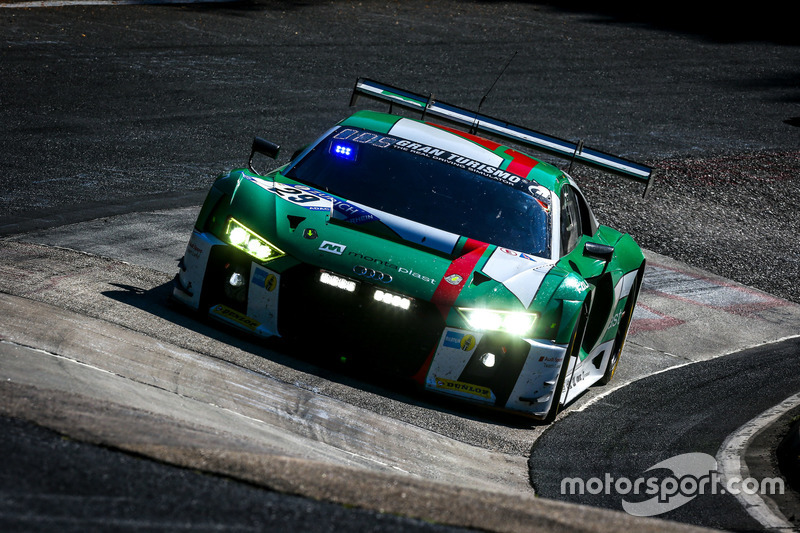 1. #29 Audi Sport Team Land-Motorsport, Audi R8 LMS