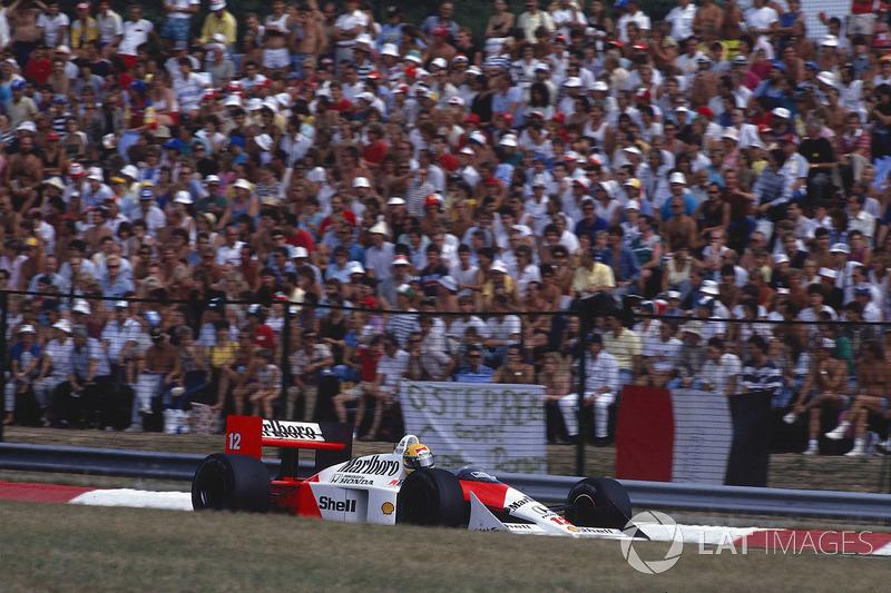 1988 - Alain Prost, McLaren-Honda
