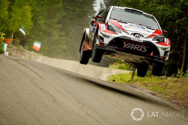 WRC Suivez le Rallye de Finlande en direct