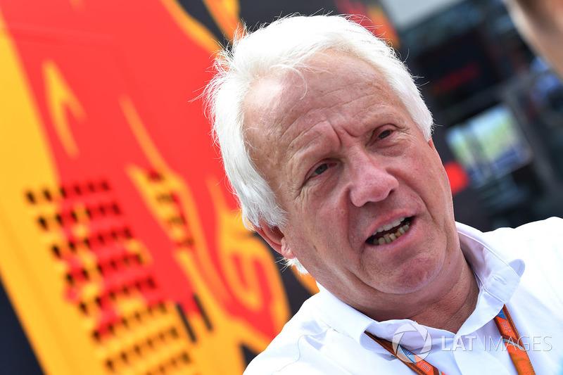 Чарлі Уайтінг, делегат FIA