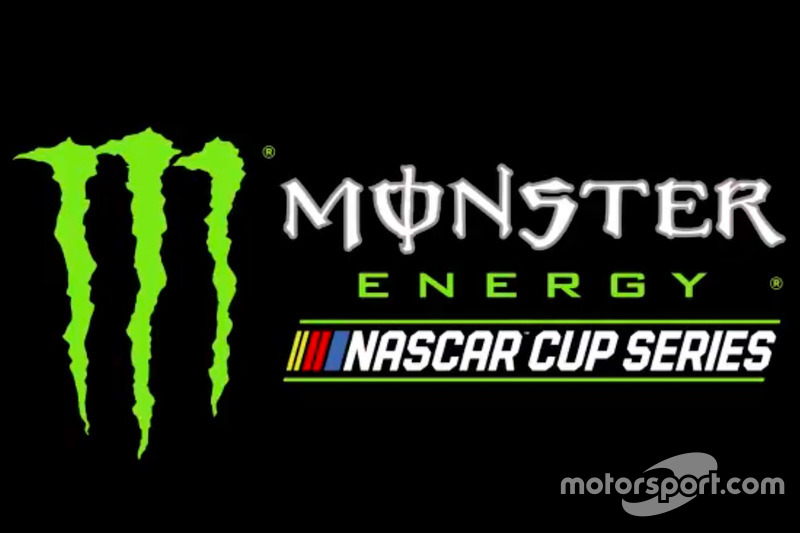 Monster Energy NASCAR Cup Series logo