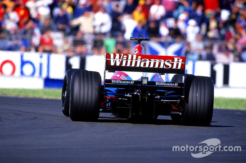 1999: Williams-Supertec FW21
