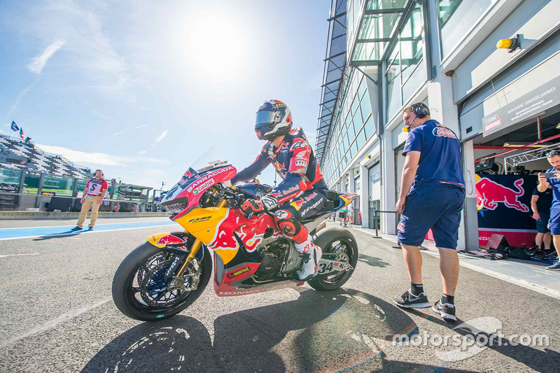 Давіде Джуліано, Honda World Superbike Team