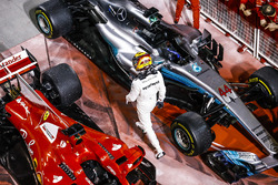 2. Lewis Hamilton, Mercedes AMG