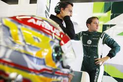 Robin Frijns, piloto reserva de Caterham F1