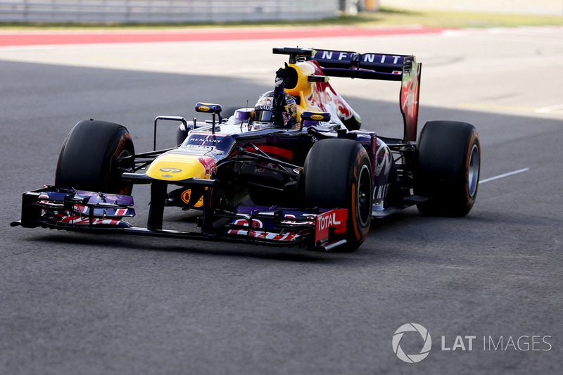 32. Red Bull Racing RB9, Formula 1