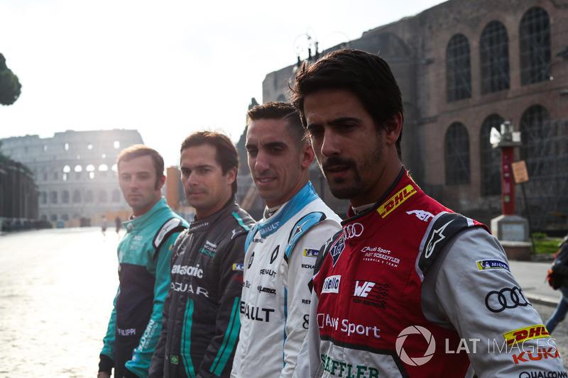«Гонщики Формулы Е – это сборище неудачников из Ф1!»