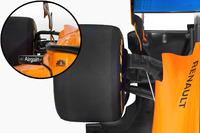 تفاصيل نظام التعليق الخلفي لسيارة مكلارين ام.سي.آل33
