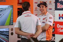 Alberto Puig, Repsol Honda Team Team Principal, Marc Marquez, Repsol Honda Team