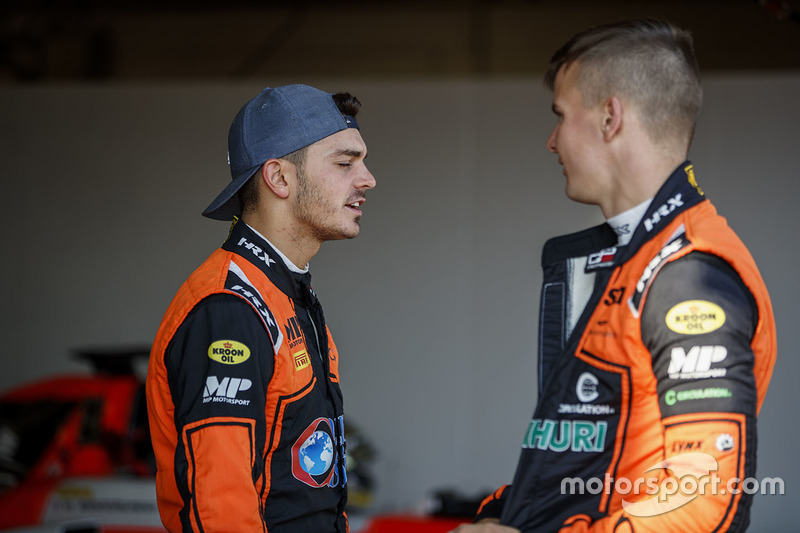 Dorian Boccolacci, MP Motorsport, Niko Kari, MP Motorsport