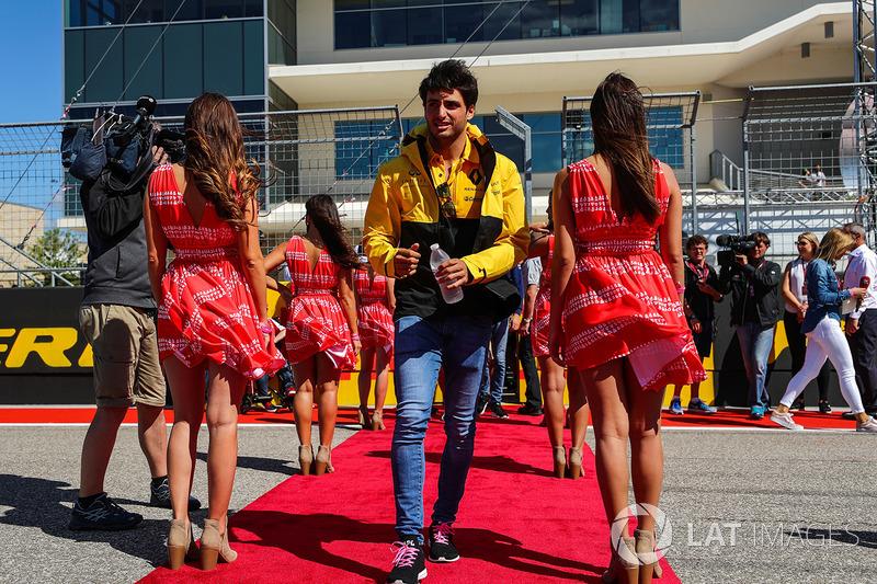 9 місце — Карлос Сайнс, Renault — 62