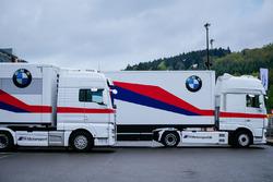 Les camions de BMW