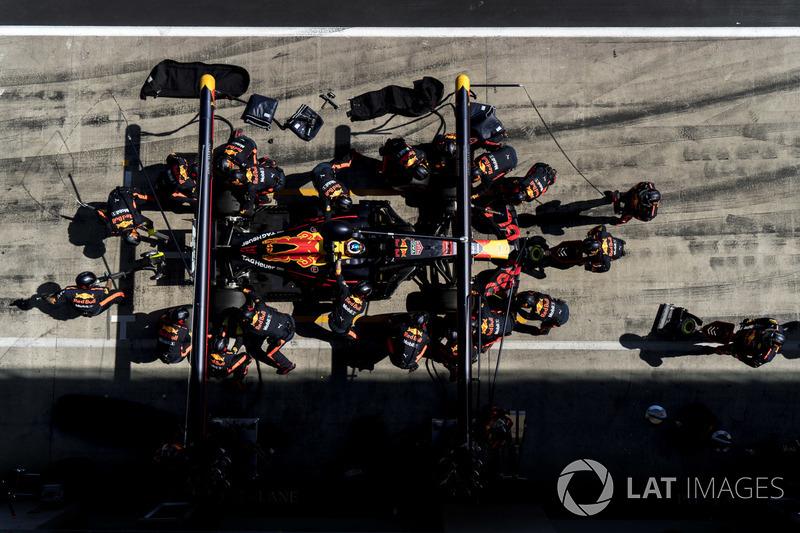9º Red Bull con Ricciardo en Austria (2.18)
