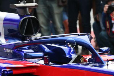 Toro Rosso STR13 leleplezés