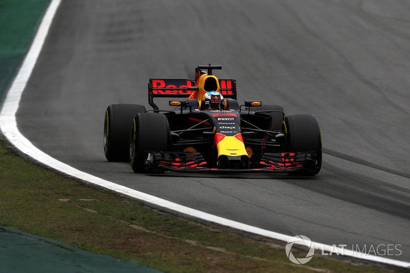 Daniel Ricciardo, Red Bull Racing RB13 (P)