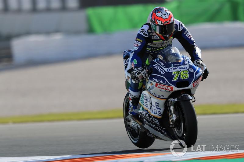 22. Loris Baz, Avintia Racing