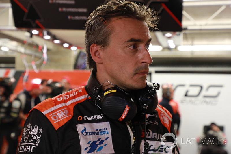 Роман Русинов, кажется, был сам удивлен превосходством G-Drive Racing над конкурентами после первой половины гонки