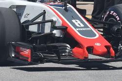 Переднее антикрыло Haas F1 Team VF-18