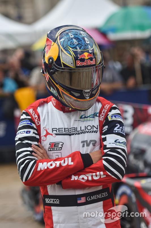 Gustavo Menezes, Rebellion Racing
