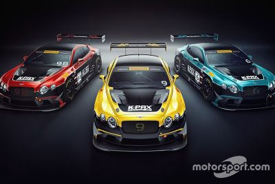 K-Pax Racing tanıtımı