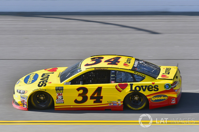 22. Michael McDowell, Front Row Motorsports, Ford