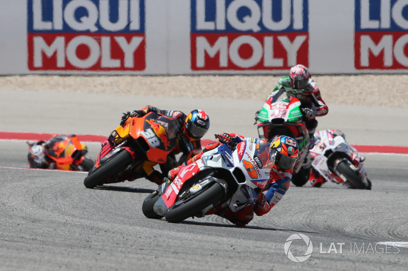 Jack Miller, Pramac Racing, Bradley Smith, Red Bull KTM Factory Racing