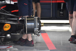 Red Bull Racing RB13 front assembly detail