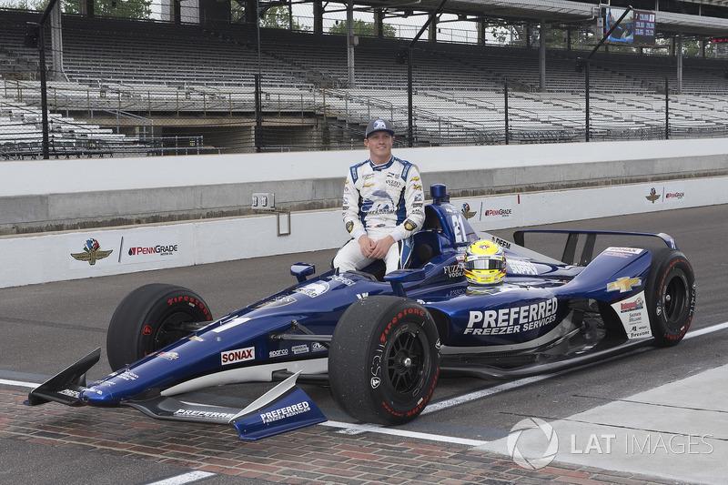 6. Spencer Pigot, Ed Carpenter Racing, Chevrolet