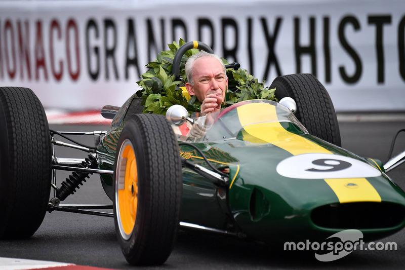 Энди Мидлхёрст, Lotus 25
