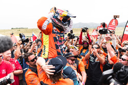 Bike winner Matthias Walkner, Red Bull KTM Factory Team