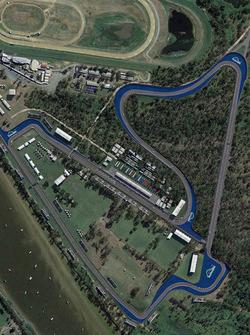 Rockhampton track design project