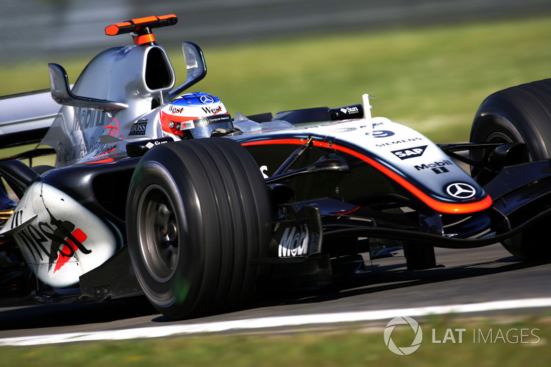 2005: McLaren MP4-20