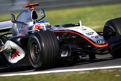 Kimi Raikkonen, McLaren MP4-20