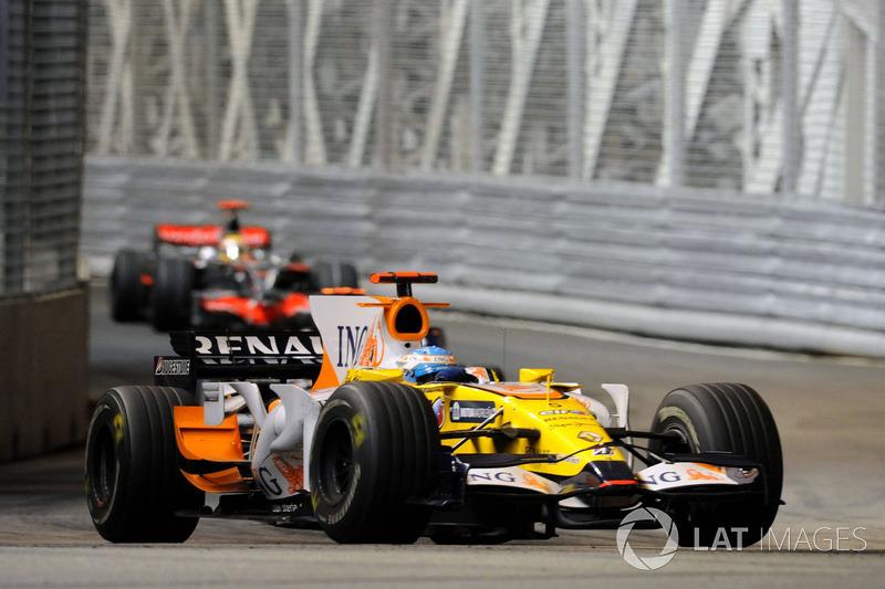 Em 2008, voltou para a Renault