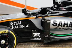 Sahara Force India F1 VJM09, Detail