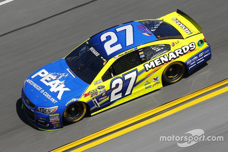 Startplatz 37: Paul Menard (Childress-Chevrolet)