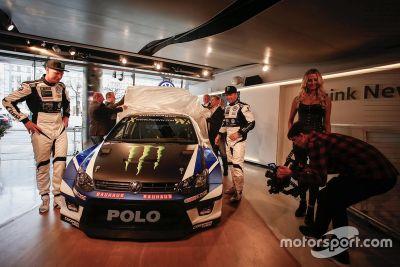 Présentation de PSRX Volkswagen Sweden