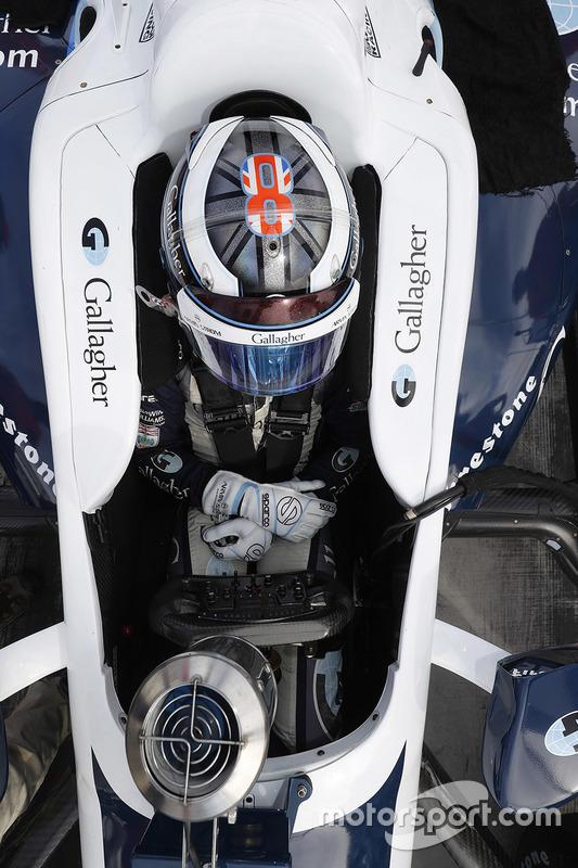 Max Chilton, Chip Ganassi Racing, Honda