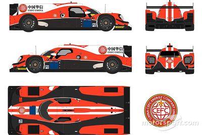 Объявление Manor Motorsport