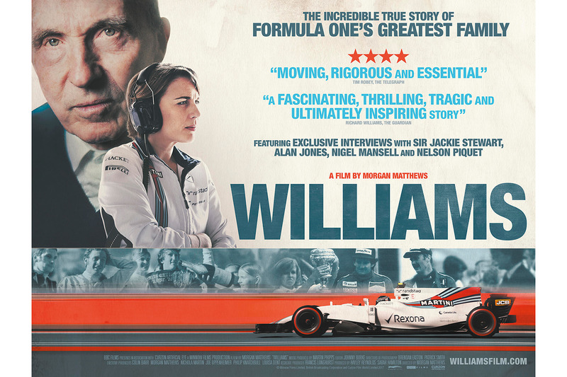 Williams Movie Poster At