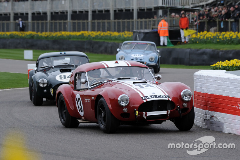 Graham Hill Trophy, Emanuele Pirro, Lynn, Cobra