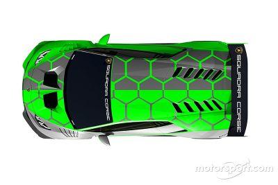Andrea Dovizioso Lamborghini Academi