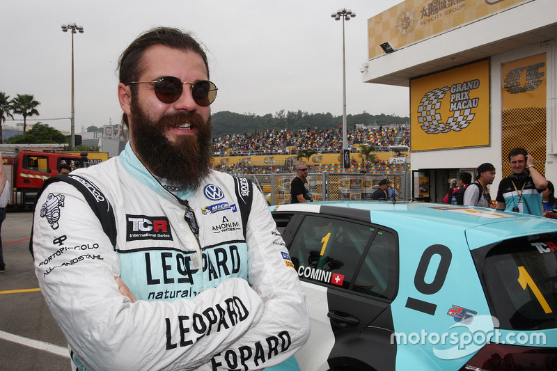 TCR International: Stefano Comini, Leopard Racing Team