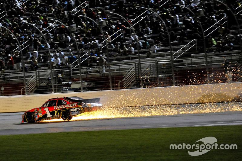 NASCAR, Atlanta 2012: Jamie McMurray, Chip Ganassi, Chevrolet Impala