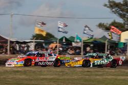 Jonatan Castellano, Castellano Power Team Dodge, Nicolas Bonelli, Bonelli Competicion Ford