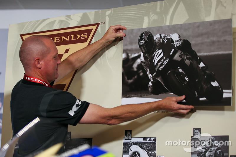 Legenda MotoGP, Kenny Roberts Jr.