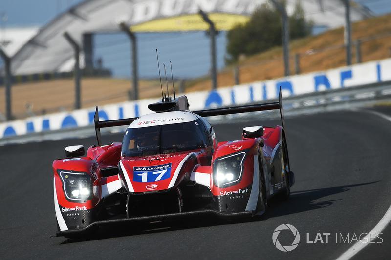 29. №17 IDEC Sport Racing Ligier JS P217 Gibson: Патрис Лафарг, Поль Лафарг, Давид Золлингер