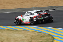 #91 Porsche Team, Porsche 911 RSR: Richard Lietz, Frédéric Makowiecki, Patrick Pilet