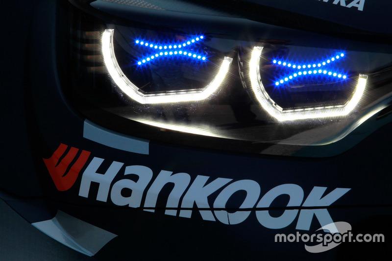 Detail front, BMW M4 DTM